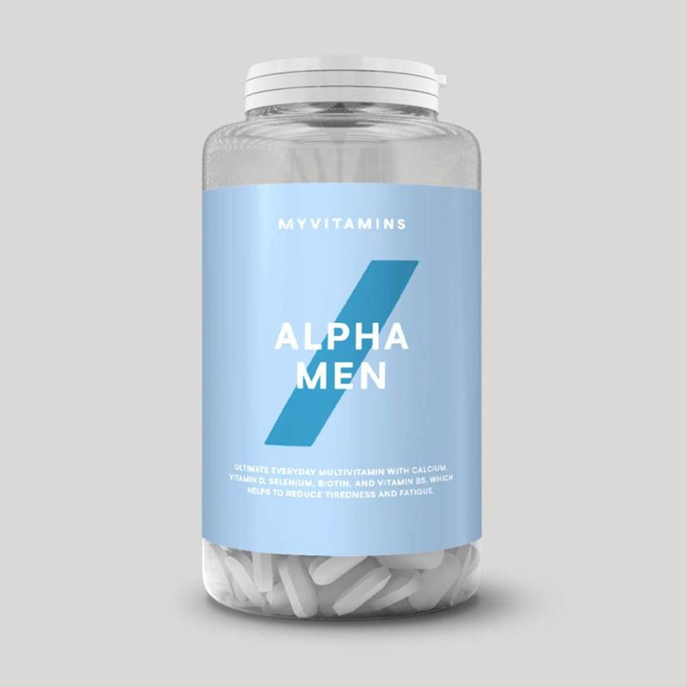 MyProtein MyProtein Alpha Men Hmotnost: 120 tablet