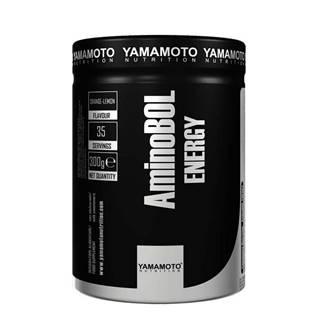 Yamamoto AminoBOL Energy Hmotnost: 300g, Příchutě: Pomeranč