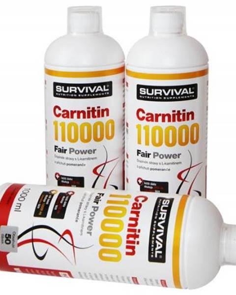 Spaľovače tukov Survival