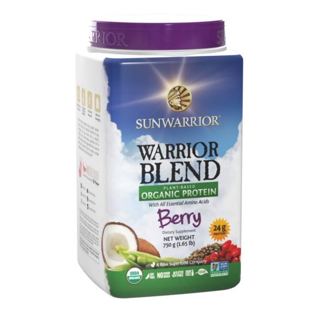 Sunwarrior Sunwarrior Protein Blend Bio lesné plody 375 g
