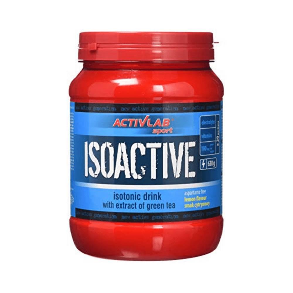 ActivLab ACTIVLAB Iso Active 630 g citrón