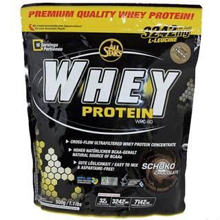 Whey Protein 2000g - VÝPRODEJ 2000g Jahoda-banán