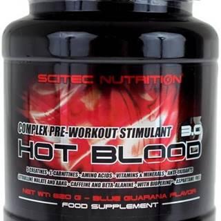 Scitec Hot Blood 3.0 300 g 300g Krvavý Pomeranč