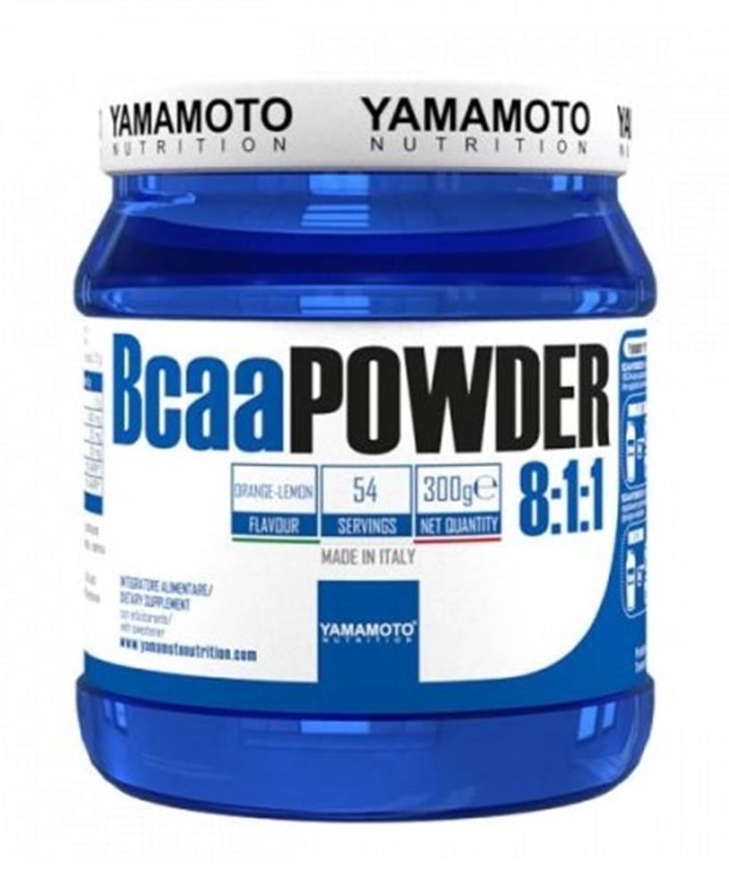 Yamamoto Bcaa Powder 8:1:1 - Yamamoto 300 g Almond