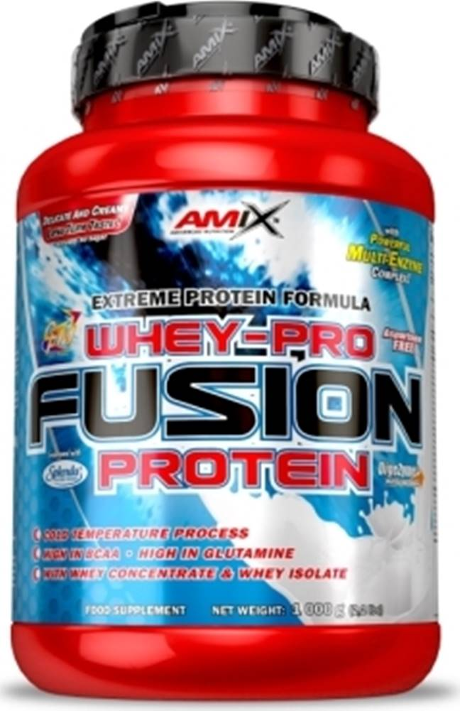 Amix Nutrition Amix Nutrition Amix Whey-Pro Fusion 1000 g variant: banán