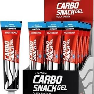 Nutrend Carbosnack Gel with Caffeine tuba 50 g variant: cola