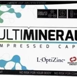 Nutrend Multimineral Compressed Caps 60 kapsúl