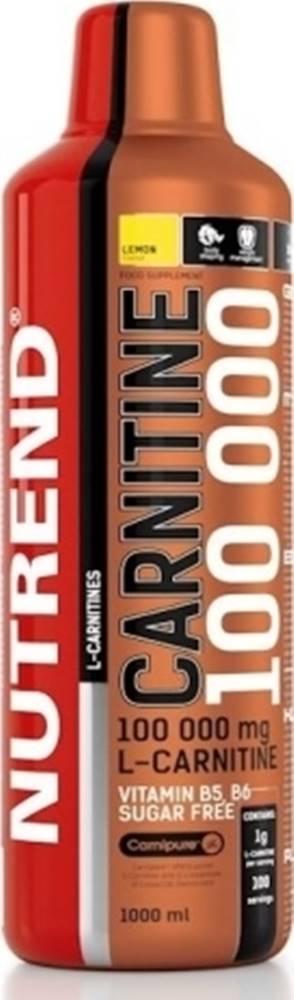 Nutrend Nutrend Carnitine 100000 1000 ml variant: citrón