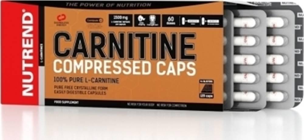 Nutrend Nutrend Carnitine Compressed 120 kapsúl