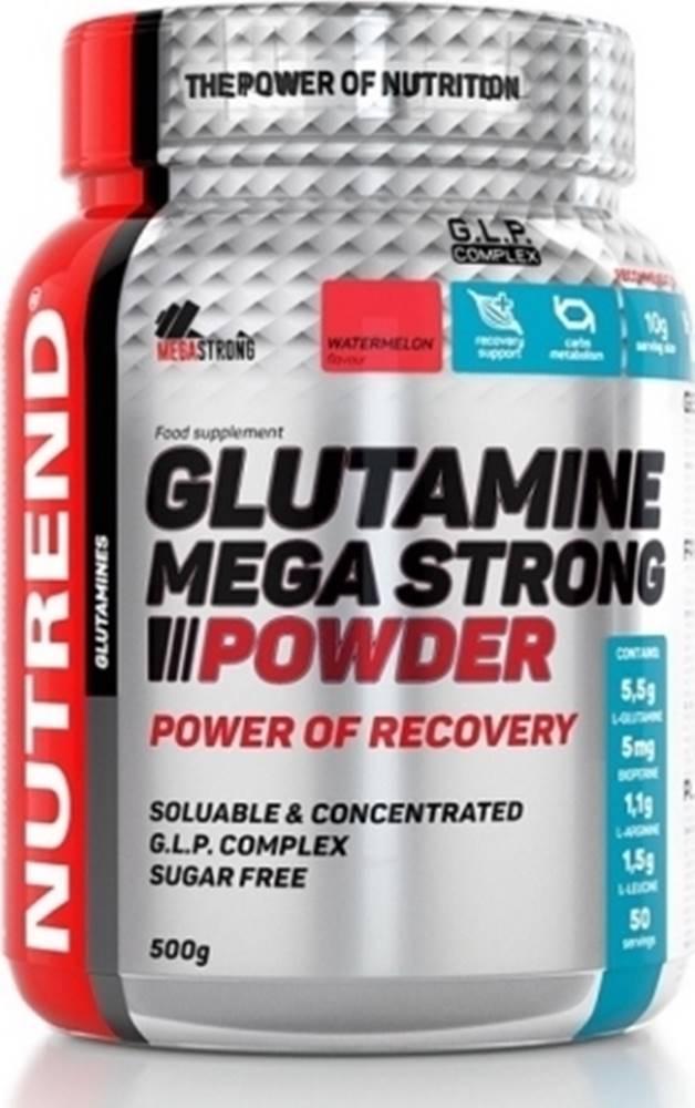 Nutrend Nutrend Glutamine Mega Strong Powder 500 g variant: hruška