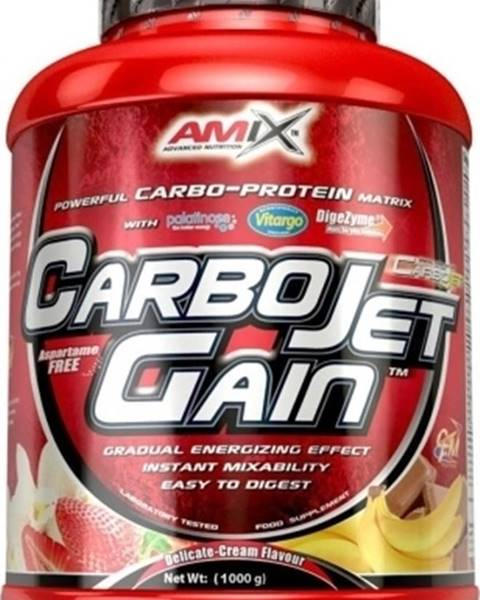 Sacharidy a gainery Amix Nutrition