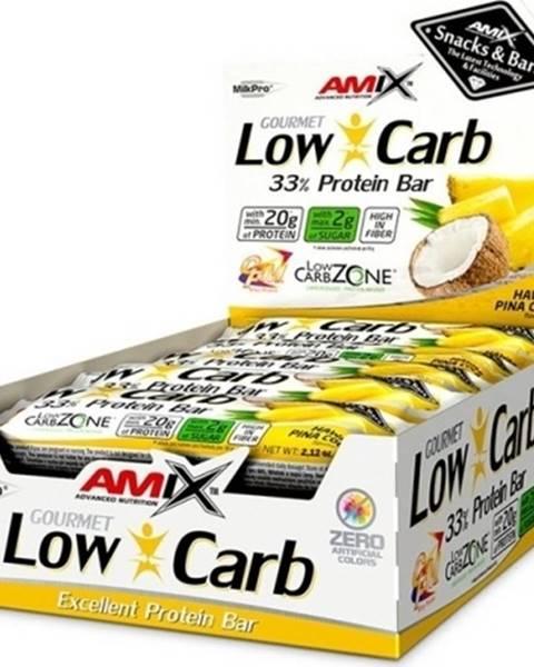 Proteinové tyčinky Amix Nutrition
