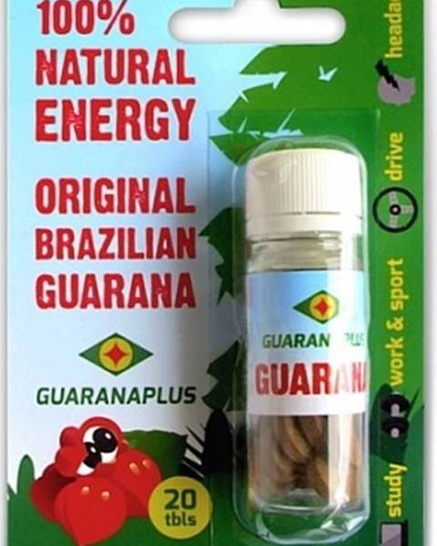 Stimulanty GuaranaPlus