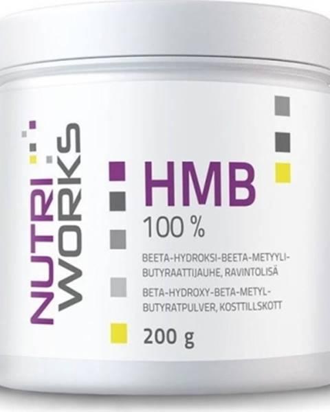 NutriWorks Nutriworks HMB 200 g