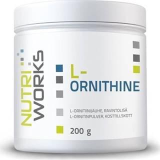 NutriWorks L-Ornithin 200 g