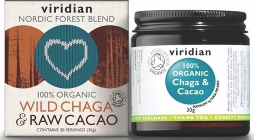 Viridian BIO Wild Chaga&...
