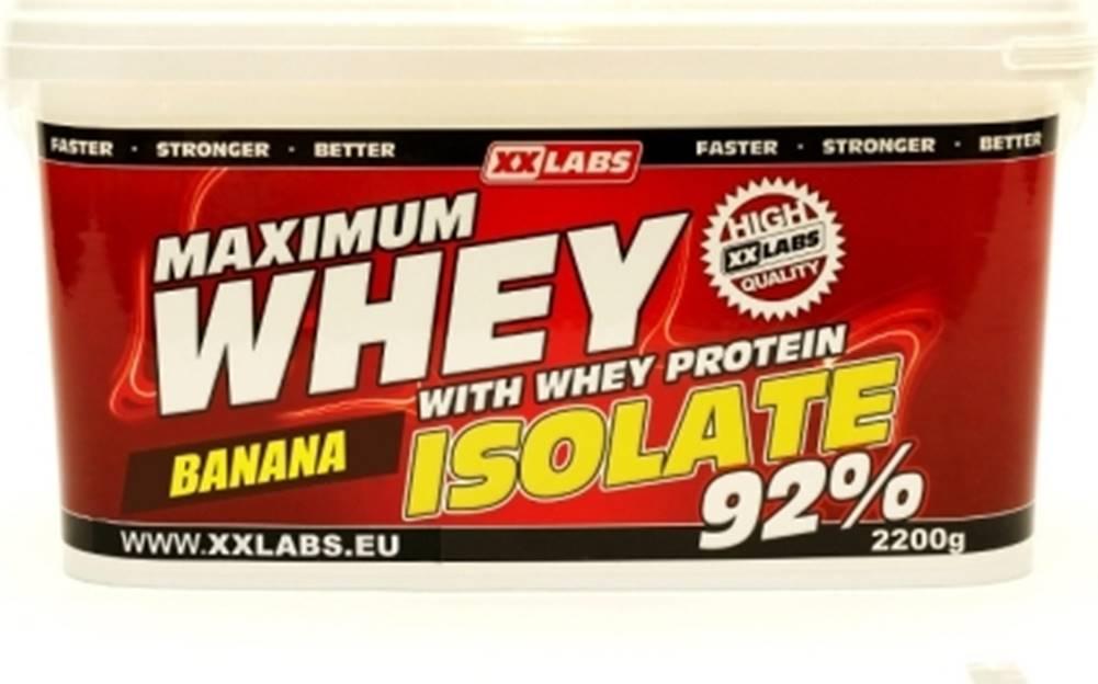 Xxlabs Maximum Whey Protein...