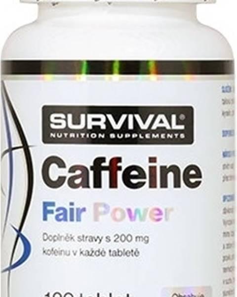 Stimulanty Survival