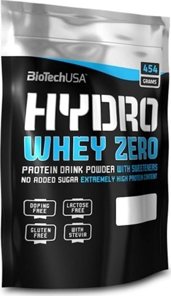 Biotech USA BioTech USA BioTech Hydro Whey Zero 454 g variant: vanilka