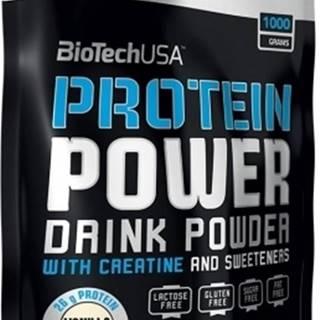 BioTech USA BioTech Protein Power 1000 g variant: čokoláda