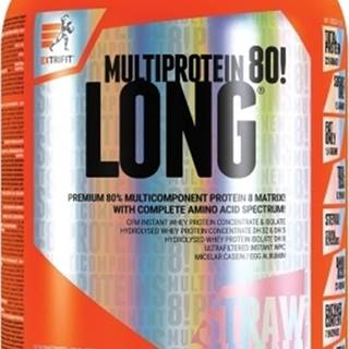Extrifit Long 80 Multiprotein 2270 g variant: čučoriedka