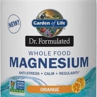 Garden of Life Magnesium Dr. Formulated - Horčík 197,4 g variant: pomaranč