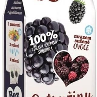 Royal Pharma Crunchy Snack mrazom sušené Černice 20 g