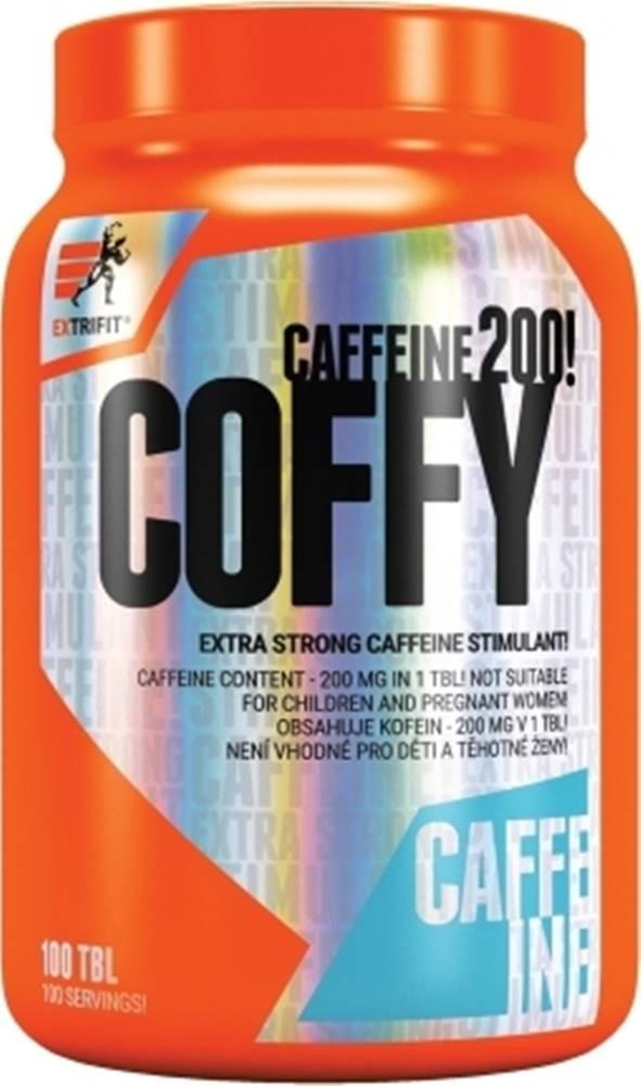 Extrifit Extrifit Coffy Stimulant 100 tabliet