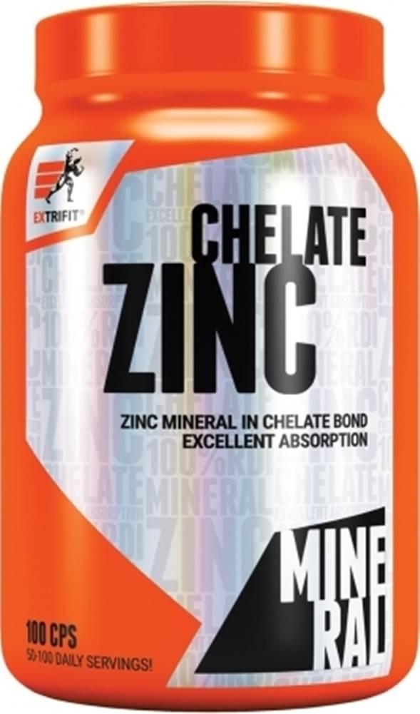 Extrifit Extrifit Zinc Chelate 100 kapsúl