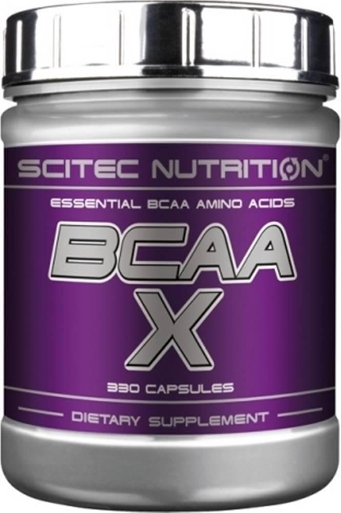 Scitec Nutrition Scitec BCAA-X 330 kapsúl