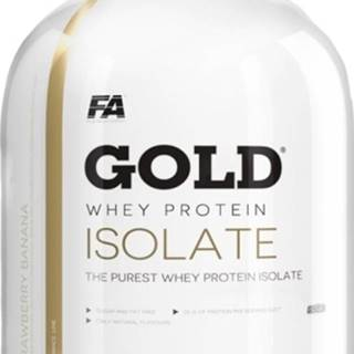 Fitness Authority Gold Whey Protein Isolate 2270 g variant: čokoláda