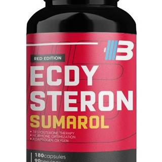 EcdySteron Sumarol - Body Nutrition 180 kaps.
