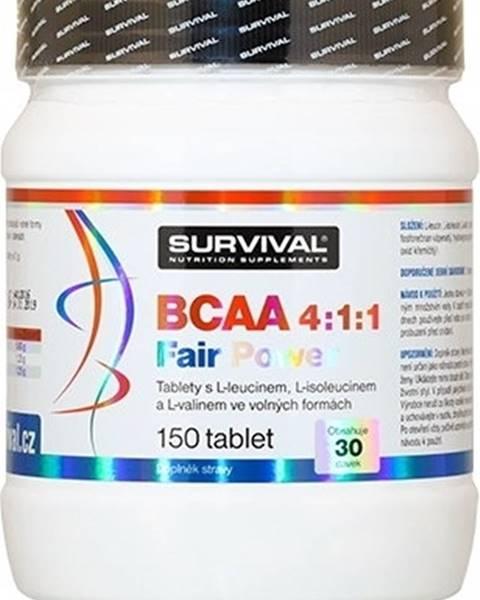 Survival Survival BCAA 4:1:1 Fair Power 150 tabliet