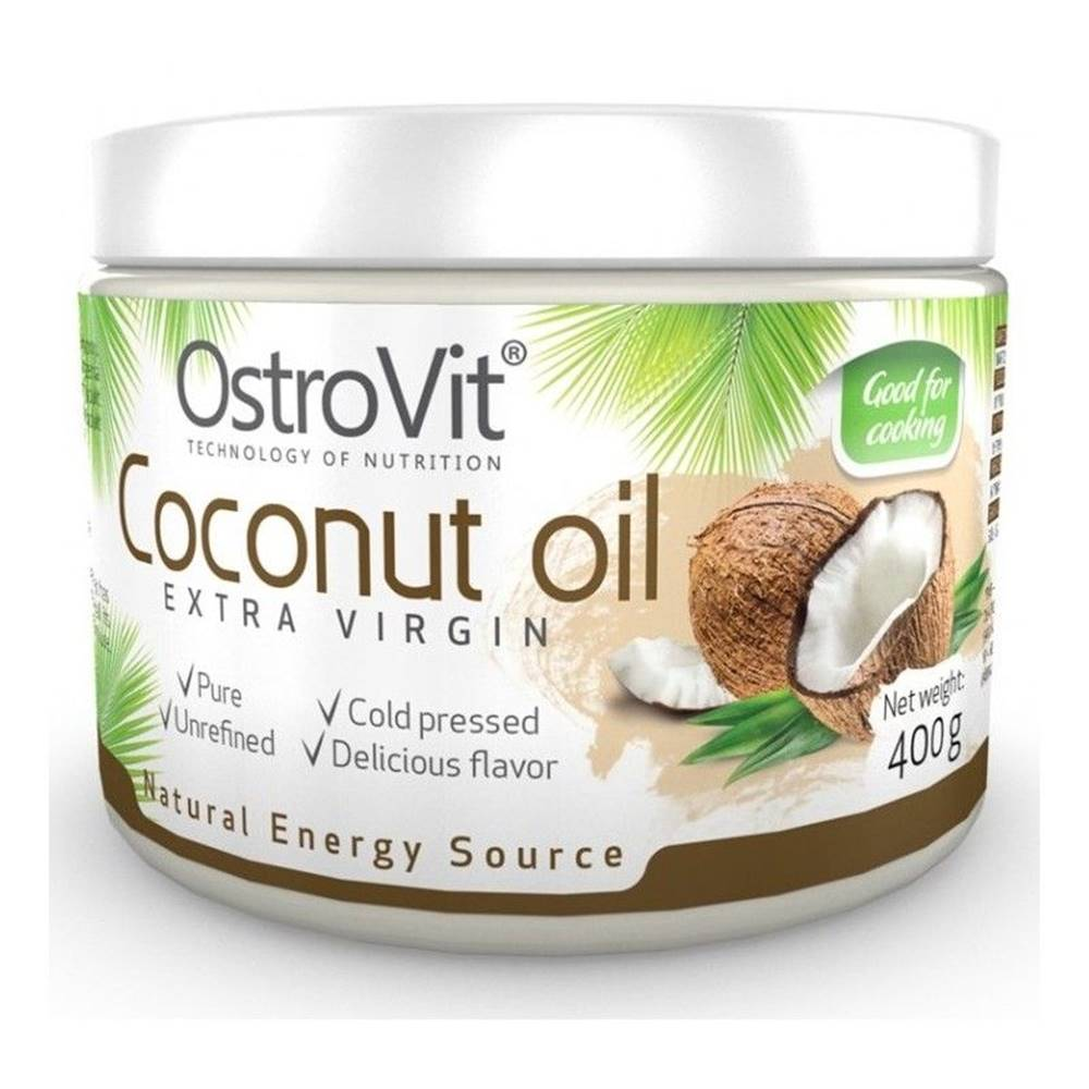 OstroVit OstroVIT Coconut Oil extra virgin 400 g kokos