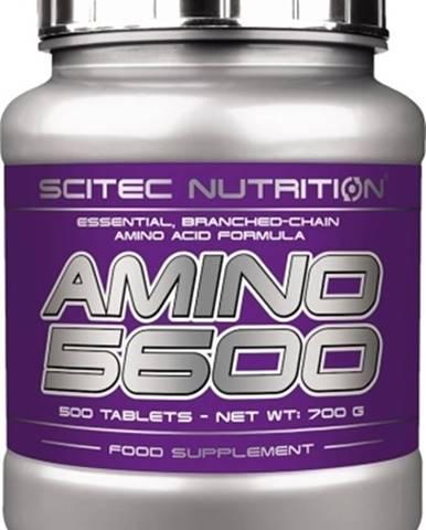 Scitec Amino 5600 500 tabliet