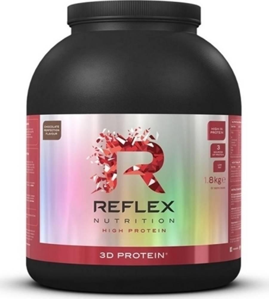 Reflex Nutrition Reflex Nutrition Reflex 3D Protein 1800 g variant: čokoláda