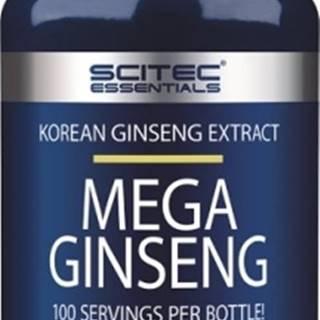 Scitec Mega Ginseng (Ženšen) 100 kapsúl