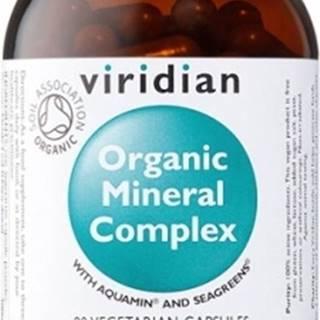 Viridian Mineral Complex 90 kapsúl Organic (Komplex minerálov Bio) 90 kapsúl