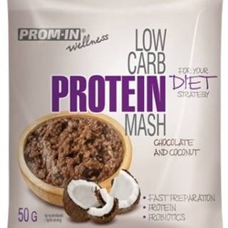 Prom-IN Low Carb Protein Mash 50 g variant: hruška