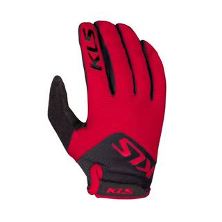 Cyklo rukavice Kellys Range Red - XS