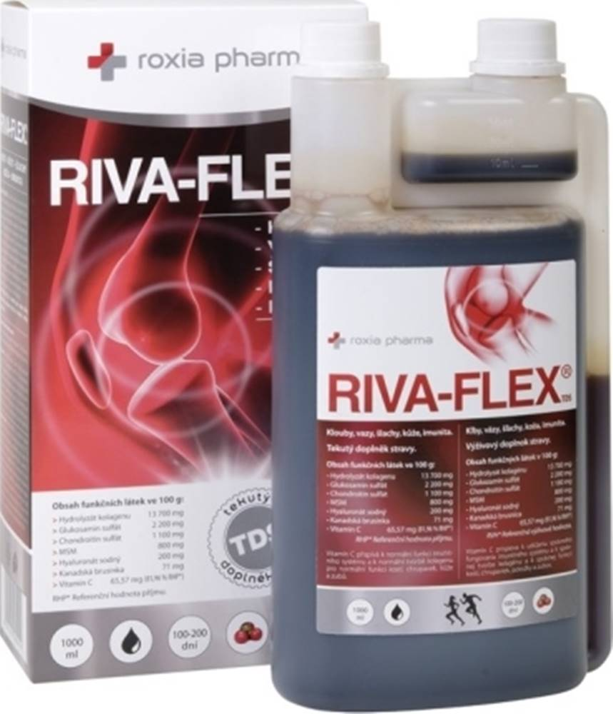 Roxia Pharma Roxie Pharma Riva-Flex 1000 ml