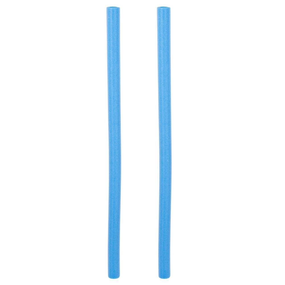 Insportline Penová ochrana na trampolínové tyče 1m modrá