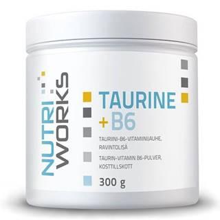NutriWorks Taurín + B6 300 g