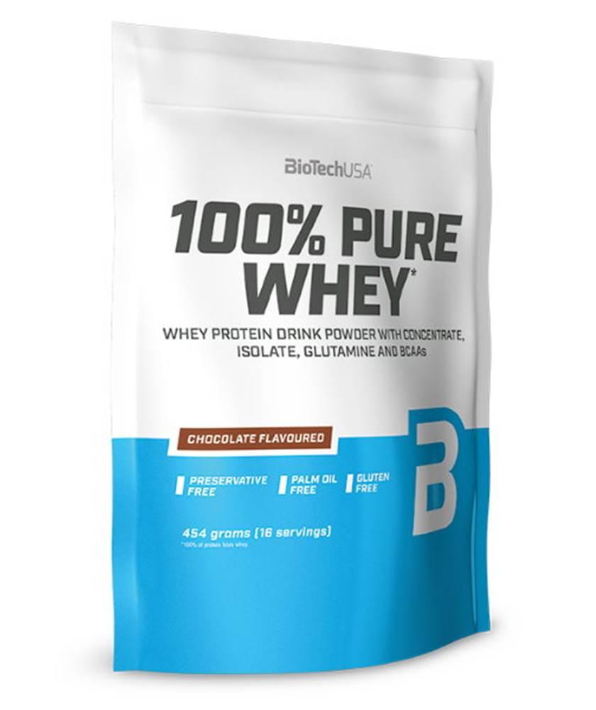 Biotech USA BioTech USA BioTech 100% Pure Whey 454 g variant: banán