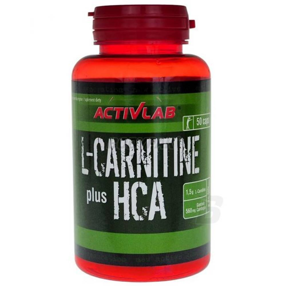 ActivLab Activlab L-CARNITINE HCA PLUS 50 tabliet