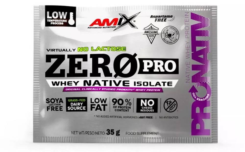 Amix Nutrition Amix Nutrition Amix ZeroPro Protein 35 g variant: jahoda
