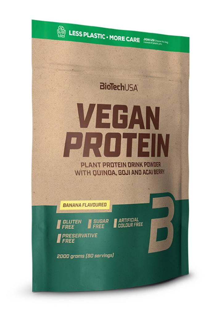 Biotech USA BioTech USA BioTech Vegan Protein 2000 g variant: čokoláda - škorica