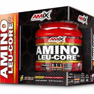 Amix Nutrition Amix Amino Leu-Core 8:1:1 390 g variant: modrá malina