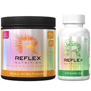 Reflex Nutrition Reflex BCAA Intra Fusion 400 g variant: ovocná zmes