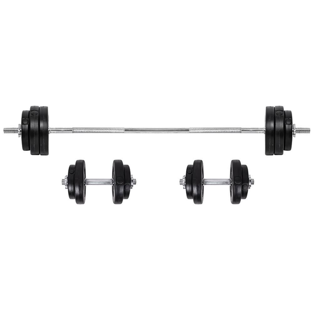 Insportline Nakladací činkový set inSPORTline BS08 3-50 kg